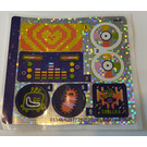 LEGO Sticker Sheet for Set 41250 (66348)