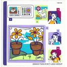 LEGO Sticker Sheet for Set 41305 (28900)