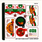 LEGO Sticker Sheet for Set 41311 (29773)