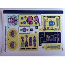 LEGO Sticker Sheet for Set 41329 (35930)