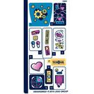 LEGO Sticker Sheet for Set 41333 (35935)
