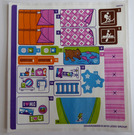 LEGO Sticker Sheet for Set 41339 (35945)