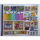LEGO Sticker Sheet for Set 41340 (35947)
