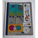 LEGO Sticker Sheet for Set 41341 (38010)