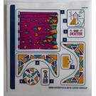 LEGO Sticker Sheet for Set 41344 (38681)