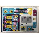 LEGO Sticker Sheet for Set 41372 (50428)
