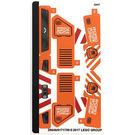 LEGO Sticker Sheet for Set 42060 (29040)