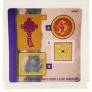 LEGO Sticker Sheet for Set 43182 (Mirrored) (67598)