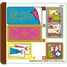 LEGO Sticker Sheet for Set 43188 (75285)