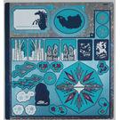LEGO Sticker Sheet for Set 43189 (75847)