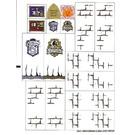 LEGO Sticker Sheet for Set 4842 (92951)