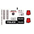 LEGO Sticker Sheet for Set 5971 (87006)