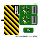 LEGO Sticker Sheet for Set 60059 (14894 / 17105)