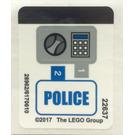 LEGO Sticker Sheet for Set 60135 (28962)