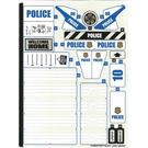 LEGO Sticker Sheet for Set 60141 (31840)