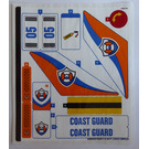 LEGO Sticker Sheet for Set 60166 (34093)