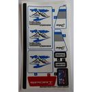 LEGO Sticker Sheet for Set 60182 (36333)