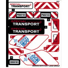 LEGO Sticker Sheet for Set 60183 (36656)