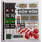LEGO Sticker Sheet for Set 60198 (38749)