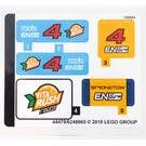 LEGO Sticker Sheet for Set 60218 (44479)