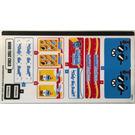 LEGO Sticker Sheet for Set 60253 (65878)