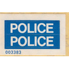 LEGO Sticker Sheet for Set 618