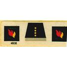 LEGO Sticker Sheet for Set 620-1