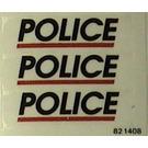 LEGO Sticker Sheet for Set 6344 / 6625