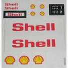 LEGO Sticker Sheet for Set 6371
