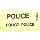 LEGO Sticker Sheet for Set 6384