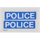 LEGO Sticker Sheet for Set 6450
