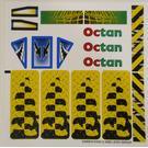 LEGO Sticker Sheet for Set 6617 (23005)