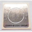LEGO Sticker Sheet for Set 6899
