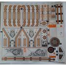 LEGO Sticker Sheet for Set 70317 (24384)
