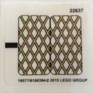 LEGO Sticker Sheet for Set 70413 (19577)