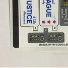 LEGO Sticker Sheet for Set 70919 (36832)