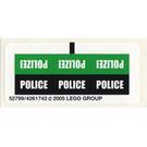 LEGO Sticker Sheet for Set 7235-1 (52799)
