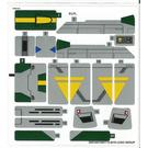 LEGO Sticker Sheet for Set 75150 (26810 / 26811)