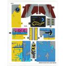 LEGO Sticker Sheet for Set 75157 (26843 / 26844)