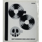 LEGO Sticker Sheet for Set 75549 (68871)