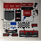 LEGO Sticker Sheet for Set 75873 (24755 / 24757)