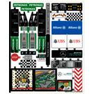 LEGO Sticker Sheet for Set 75883 (30901)