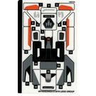 LEGO Sticker Sheet for Set 75892 (49144)