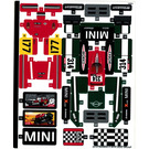 LEGO Sticker Sheet for Set 75894 (49147)