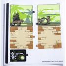 LEGO Sticker Sheet for Set 75930 (38979)