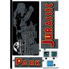LEGO Sticker Sheet for Set 75936 (60387)