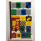 LEGO Sticker Sheet for Set 75956 (39765)