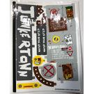 LEGO Sticker Sheet for Set 75977 (65705)