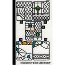 LEGO Sticker Sheet for Set 75980 (67880)