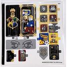 LEGO Sticker Sheet for Set 76389 (82438)
